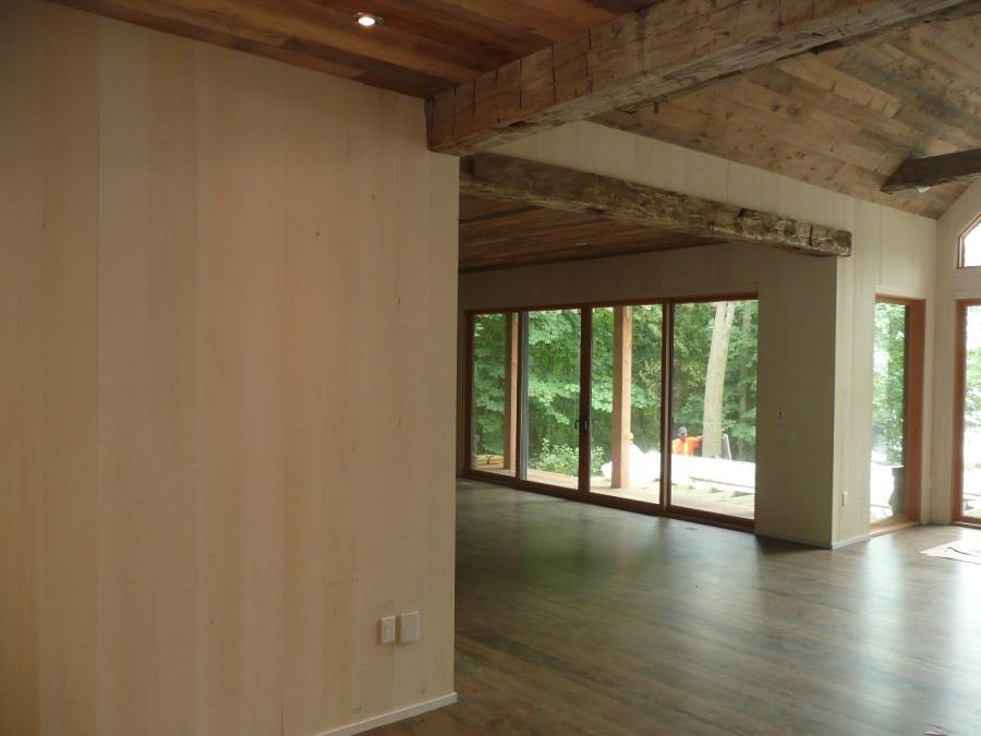 Home renovation gallery custom reclaimed wood interior for Interior home renovations inc