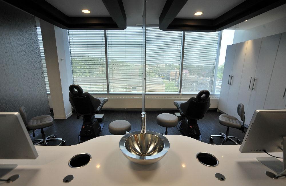 Orthodontist office renovation