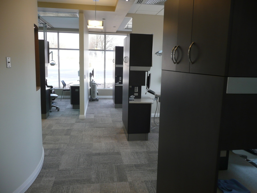 Office Construction in Newmarket, Ontario