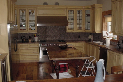Kitchen Renovation in Wasaga Beach, Ontario
