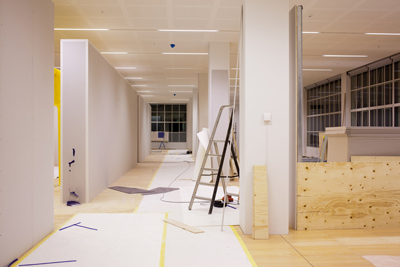 Three Considerations for Office Renovations