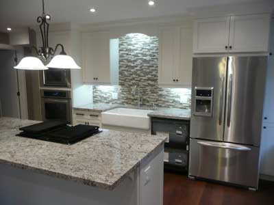 Kitchen Renovations Barrie ON Redwood Homes Inc