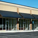 Retail Construction in Newmarket. Ontario