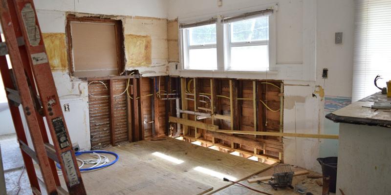 Basement Renovation in Newmarket, Ontario
