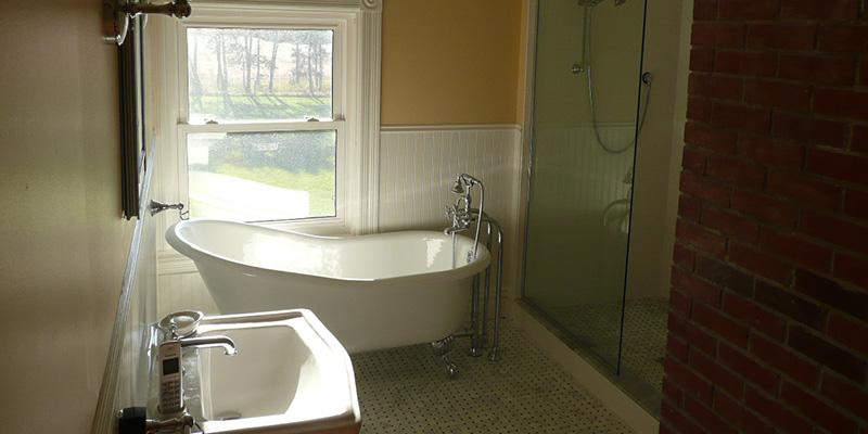 Bathroom Renovation in Alliston, Ontario