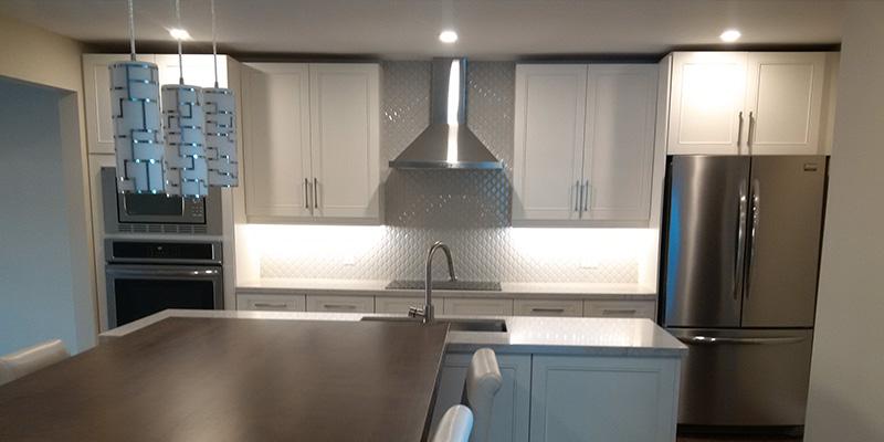 Custom Home Renovation in Newmarket, Ontario