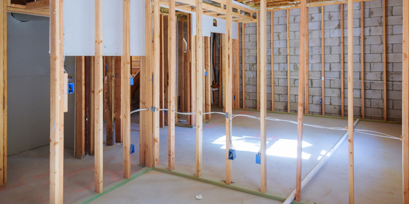 Talk to a basement renovation professional