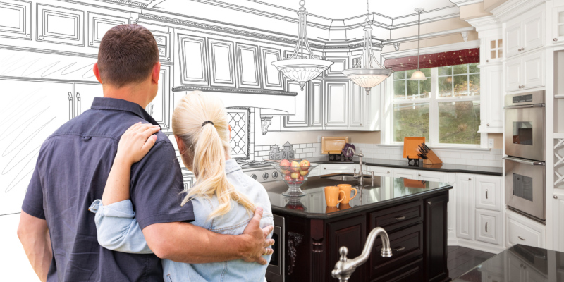 If this is your first go at home renovations