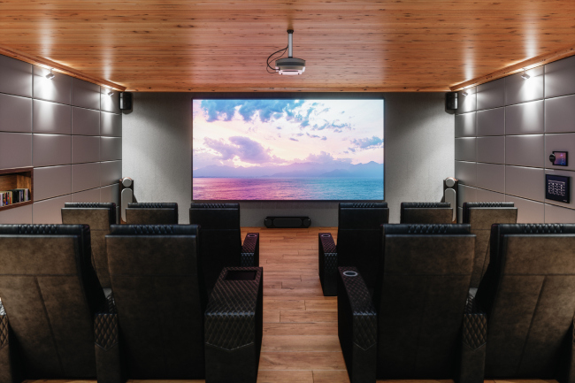 Top Tips for Media Rooms