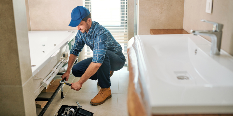 There are many areas where you can save money in bathroom renovations